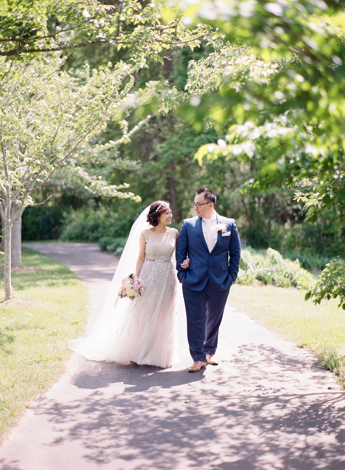 Meadowlark Botanical Garden Wedding