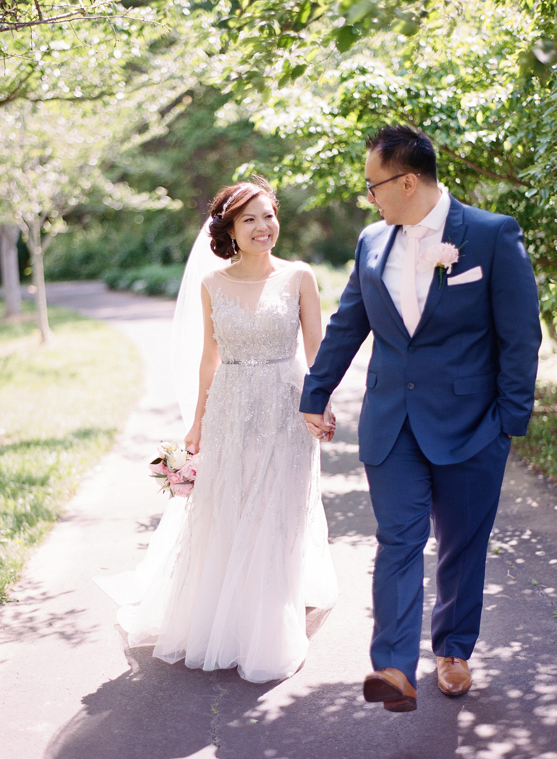 meadowlark wedding photos, bride and groom