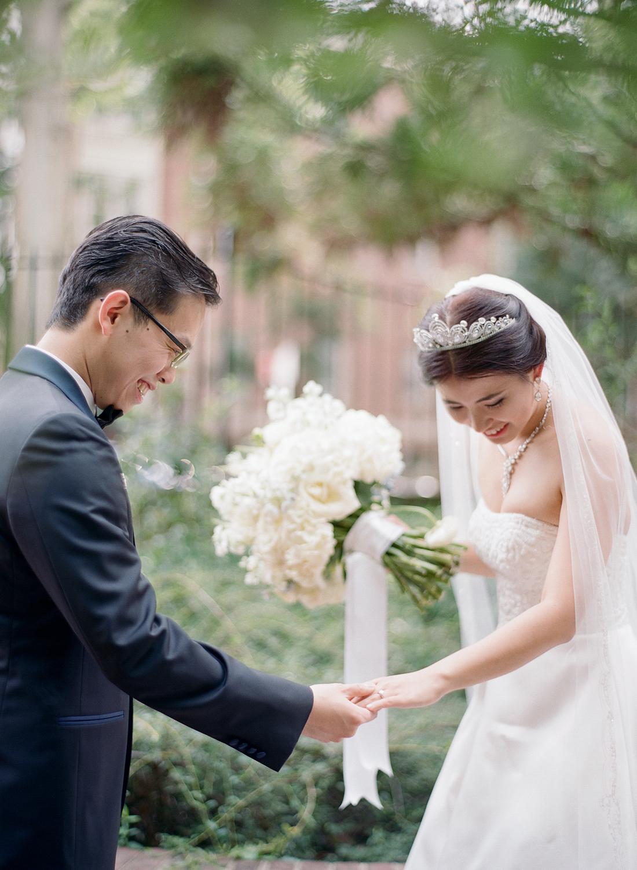garden wedding photos, washington dc