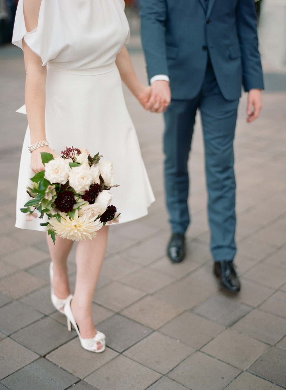 Wedding couple washington dc