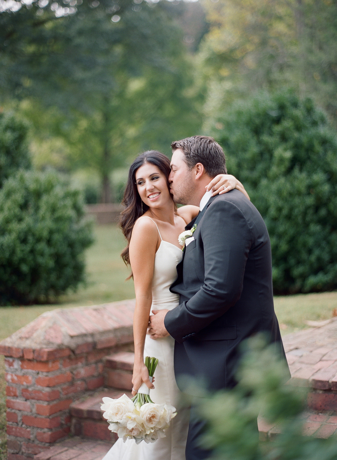 fine art film photographer, leesburg virginia wedding