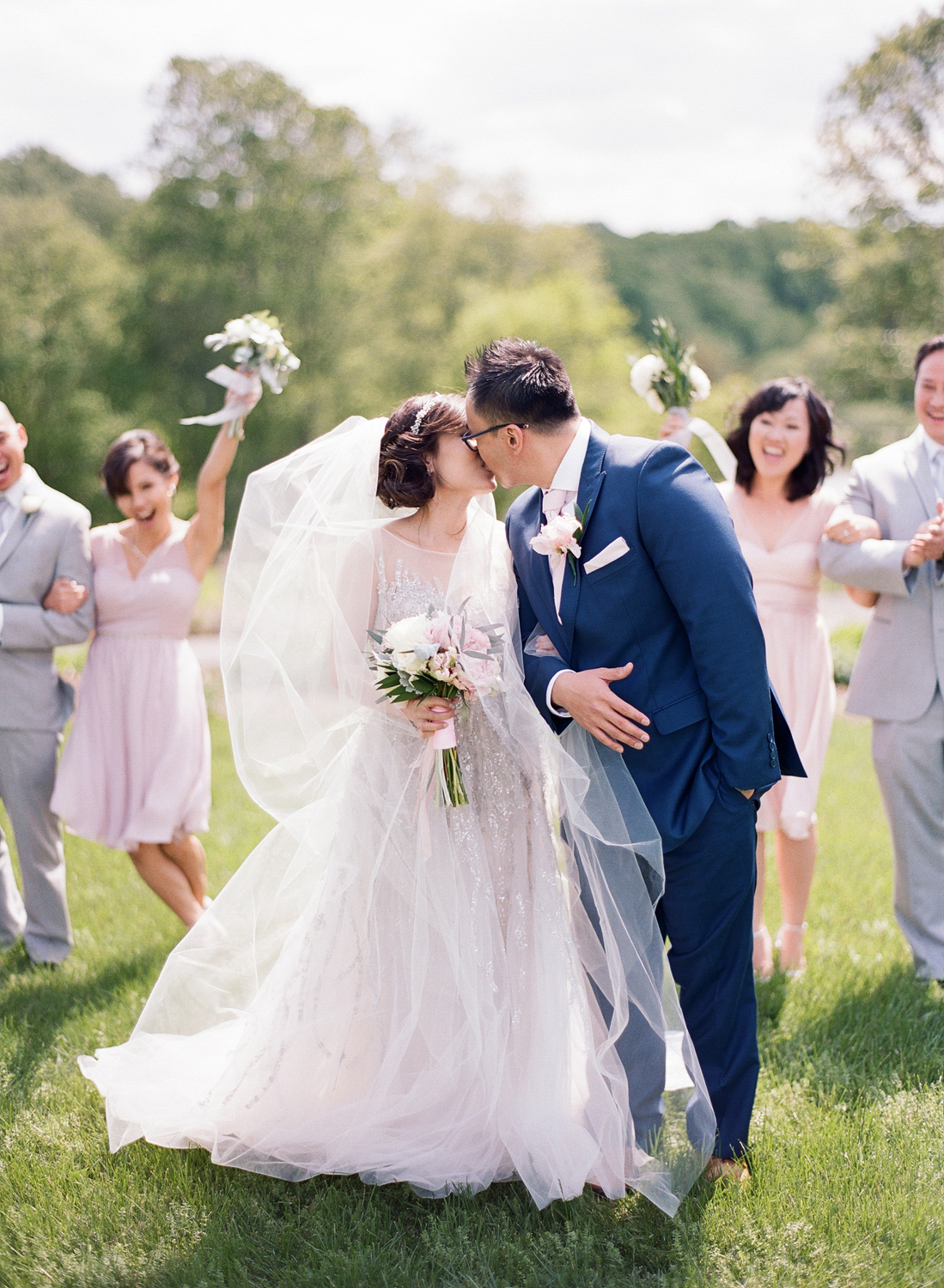 fine art film wedding photographer in virginia