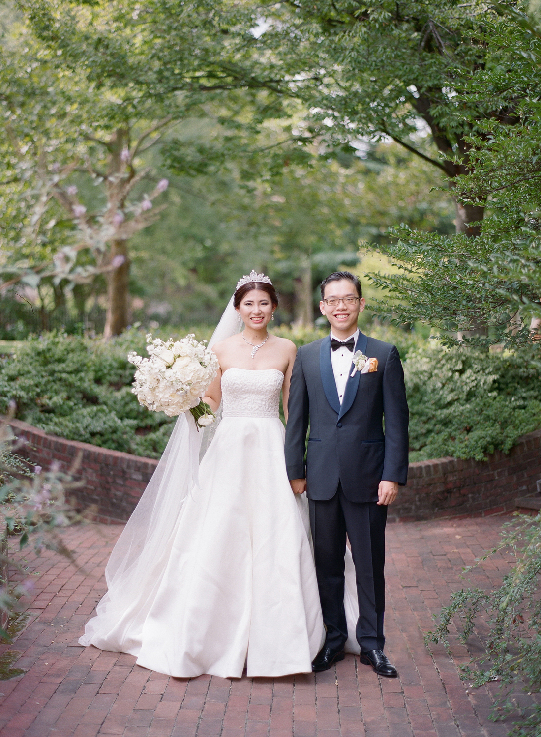 fine art film wedding photographer, georgetown dc