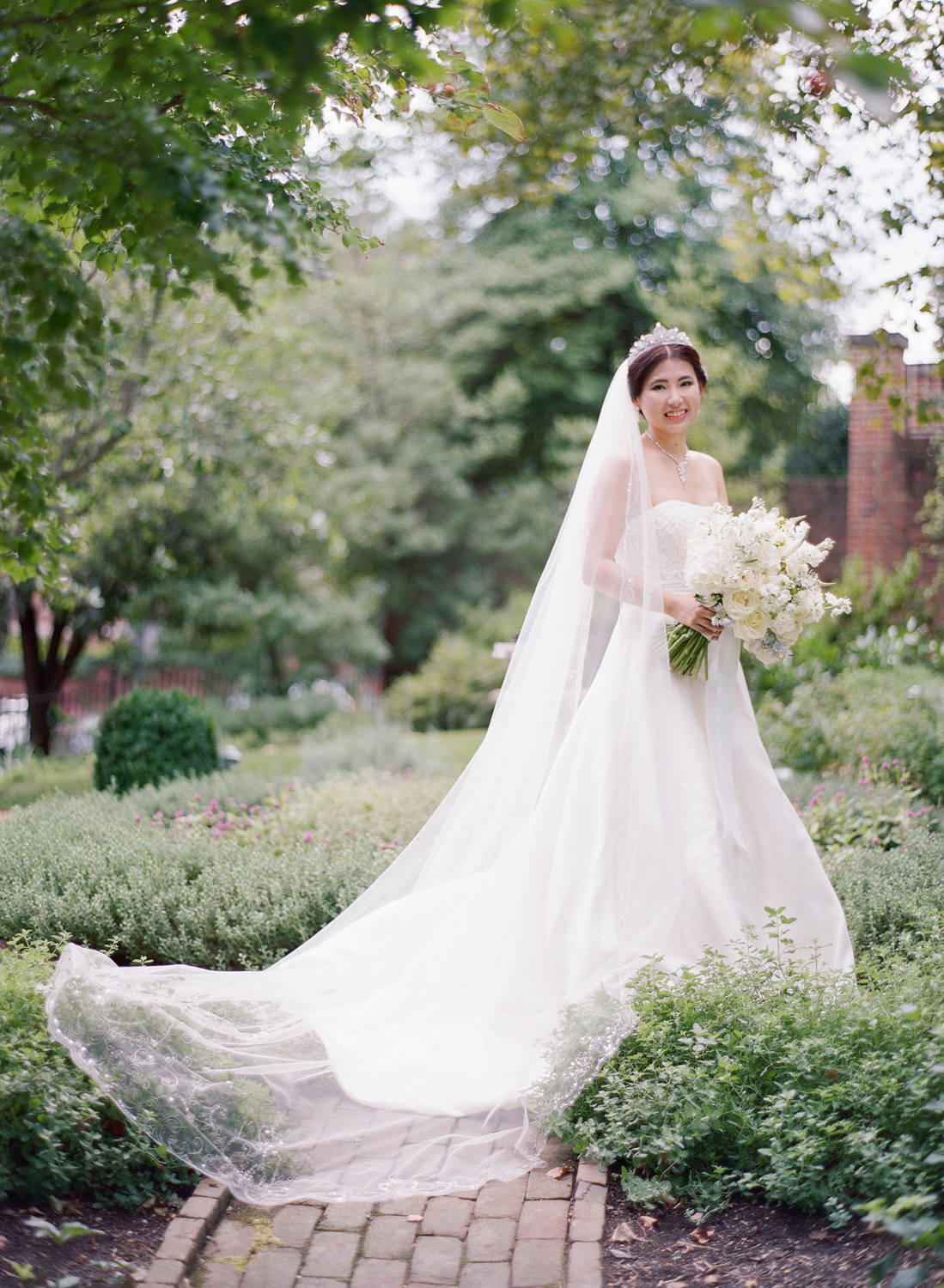 dumbarton house georgetown washington dc, fine art film wedding photographer