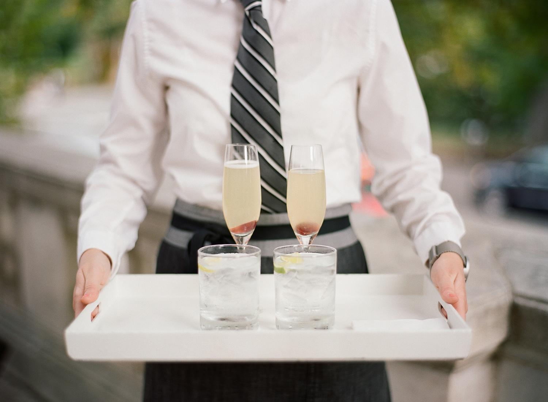 signature drinks, DAR wedding