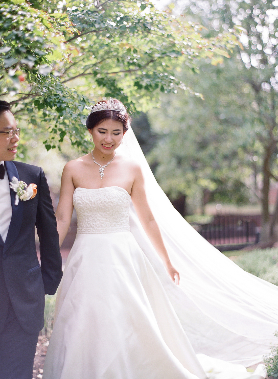 dumbarton house wedding, georgetown film photographer
