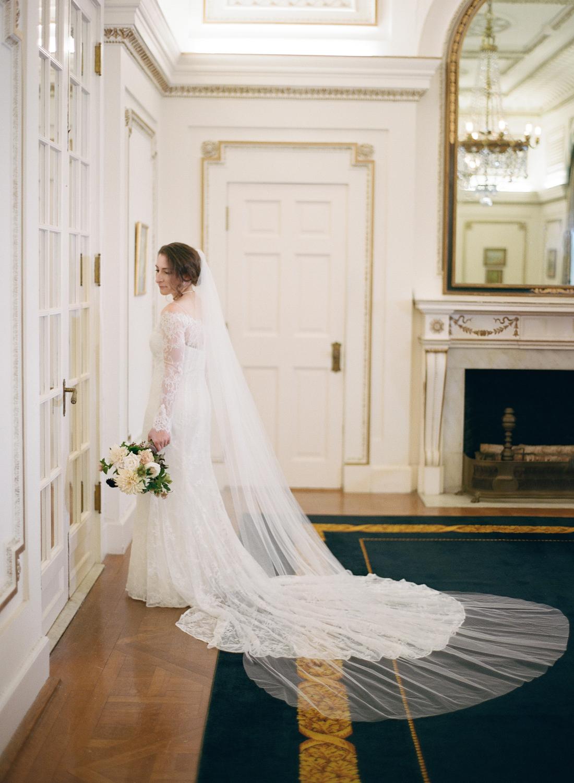 Virginia fine art film wedding photographer