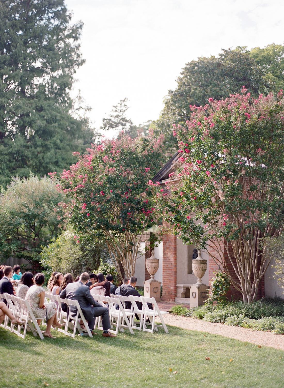 dumbarton house dc wedding ceremony