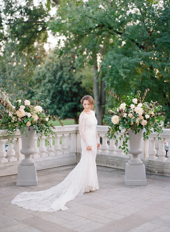 DAR constitution bride