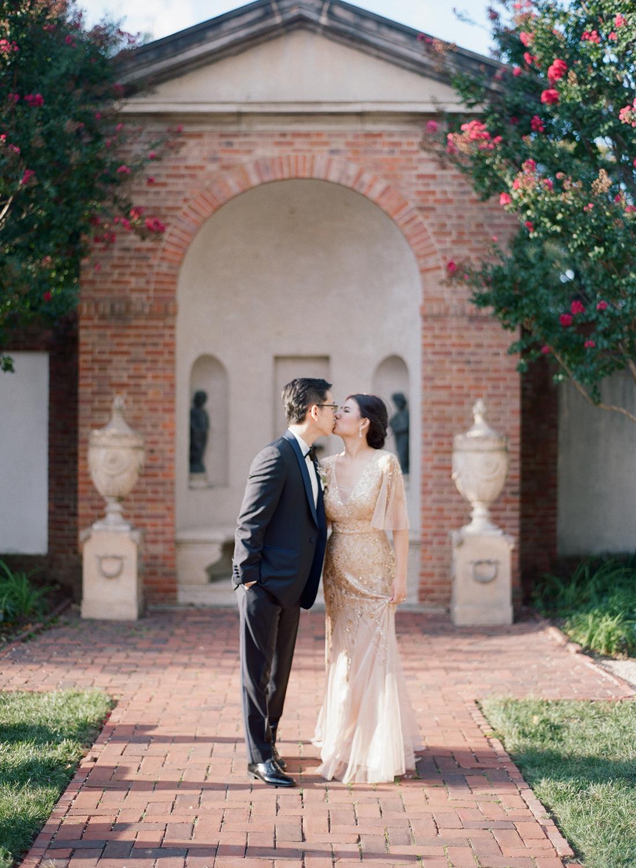 gold black tie dumbarton house wedding photographer
