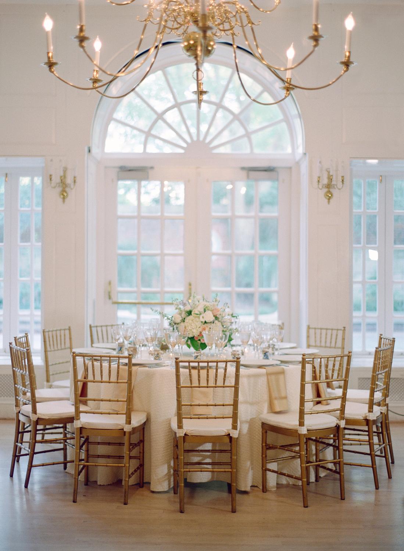 Washington DC Wedding Reception