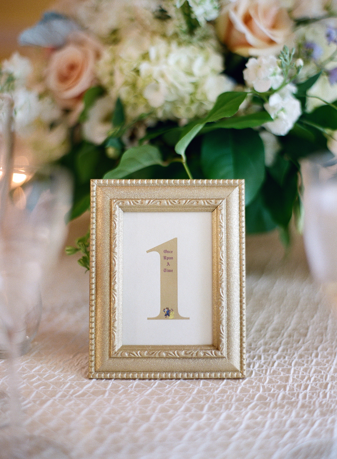 Dumbarton House Wedding Reception details