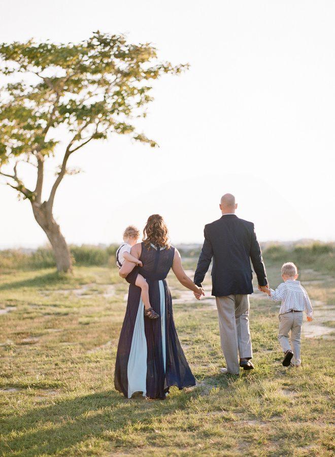 Film Family Portraits on the Chesapeake Bay