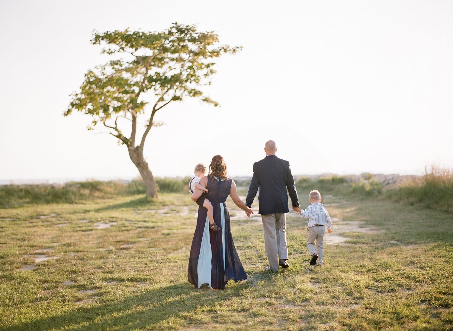 fine art film family portrait photographer washington dc