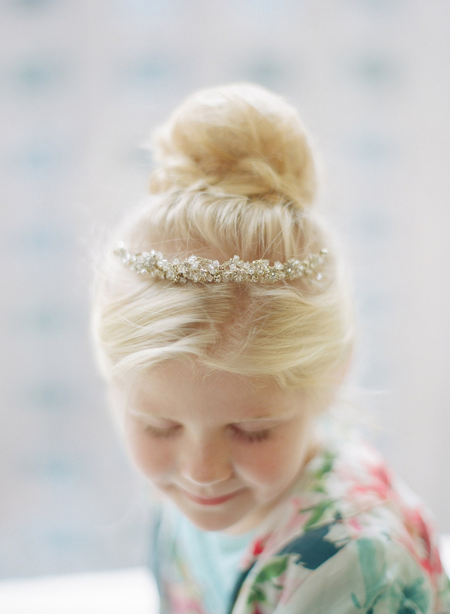 best flower girl hairstyles 2017