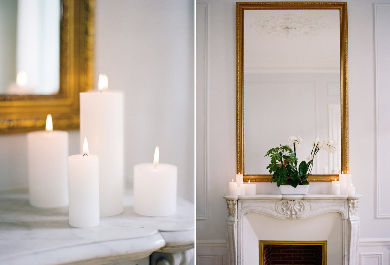 paris inspired boudoir