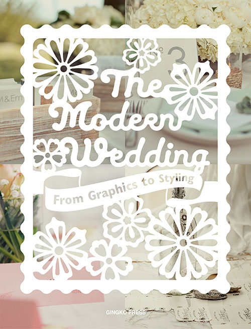 Audra Wrisley published in the press in The Modern Wedding book