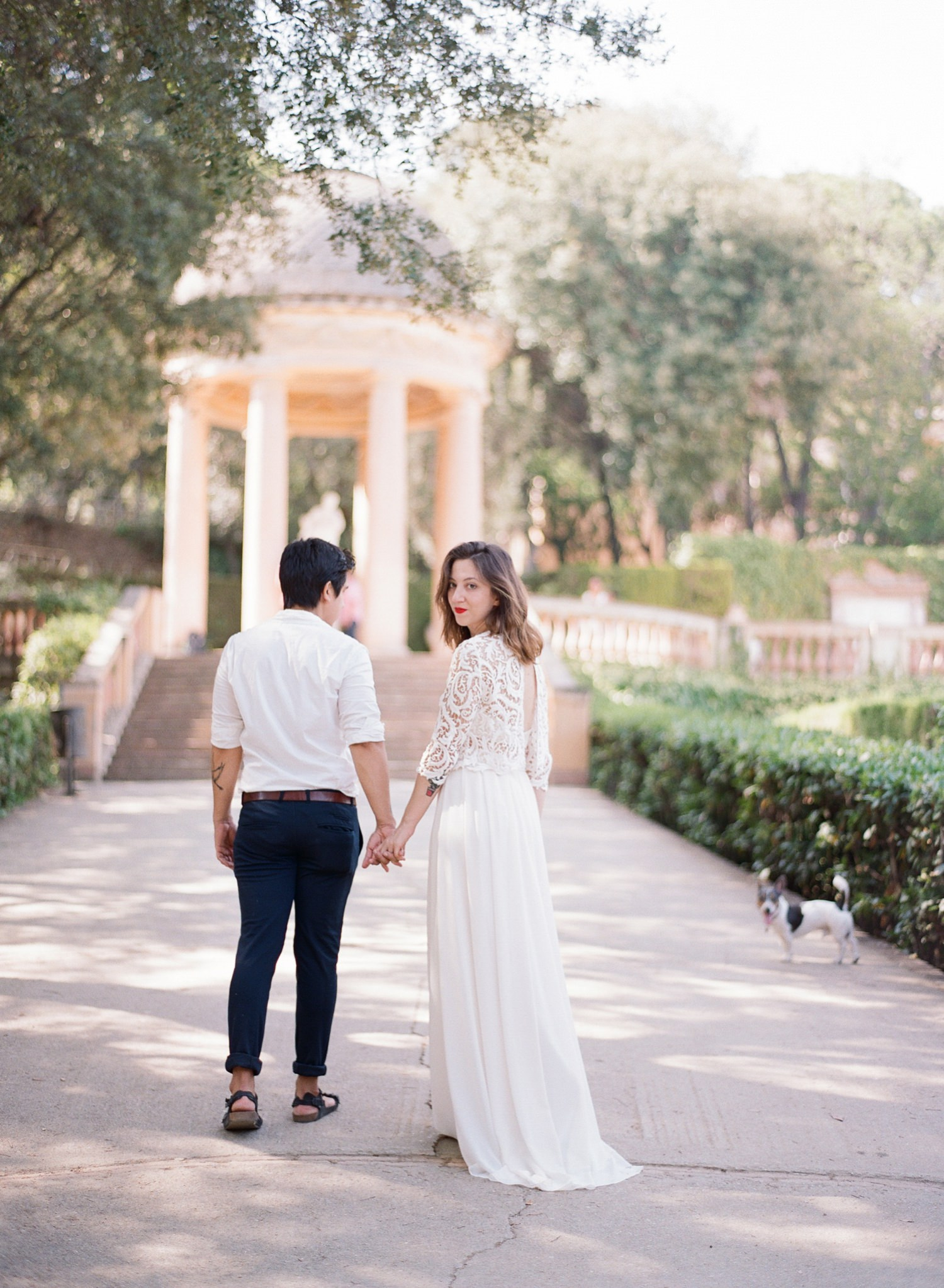 wedding photographer in Barcelona, Spain