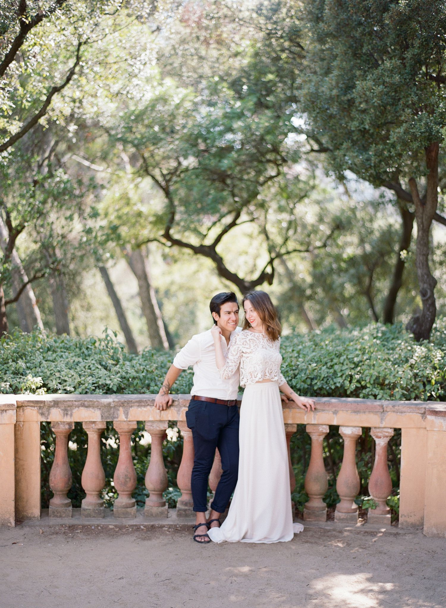 fine art film destination wedding photographer Spain