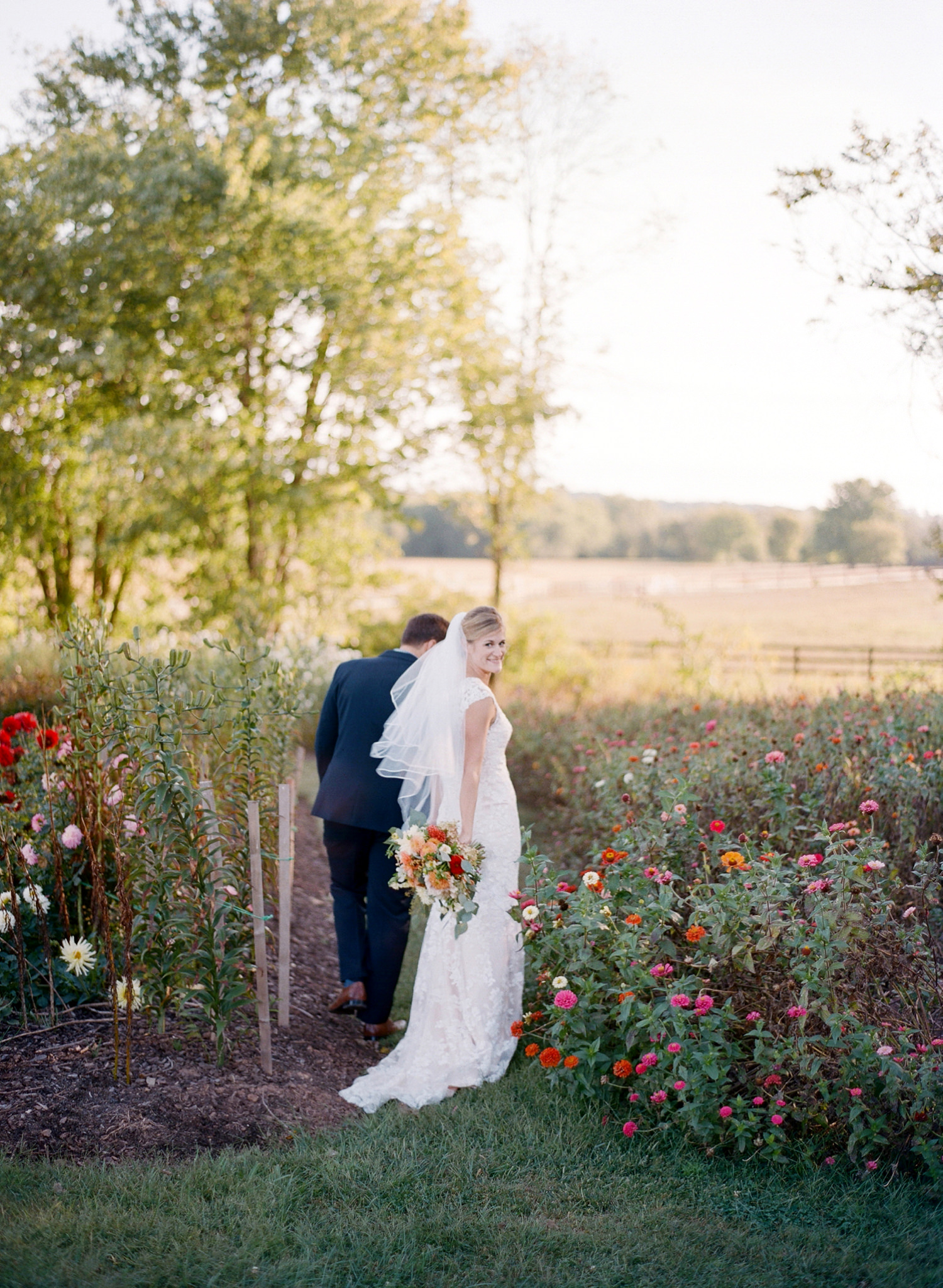fine art film virginia wedding photographer