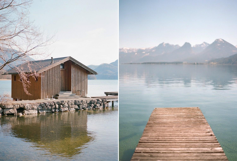 Mondsee, Austria fine art film photographer