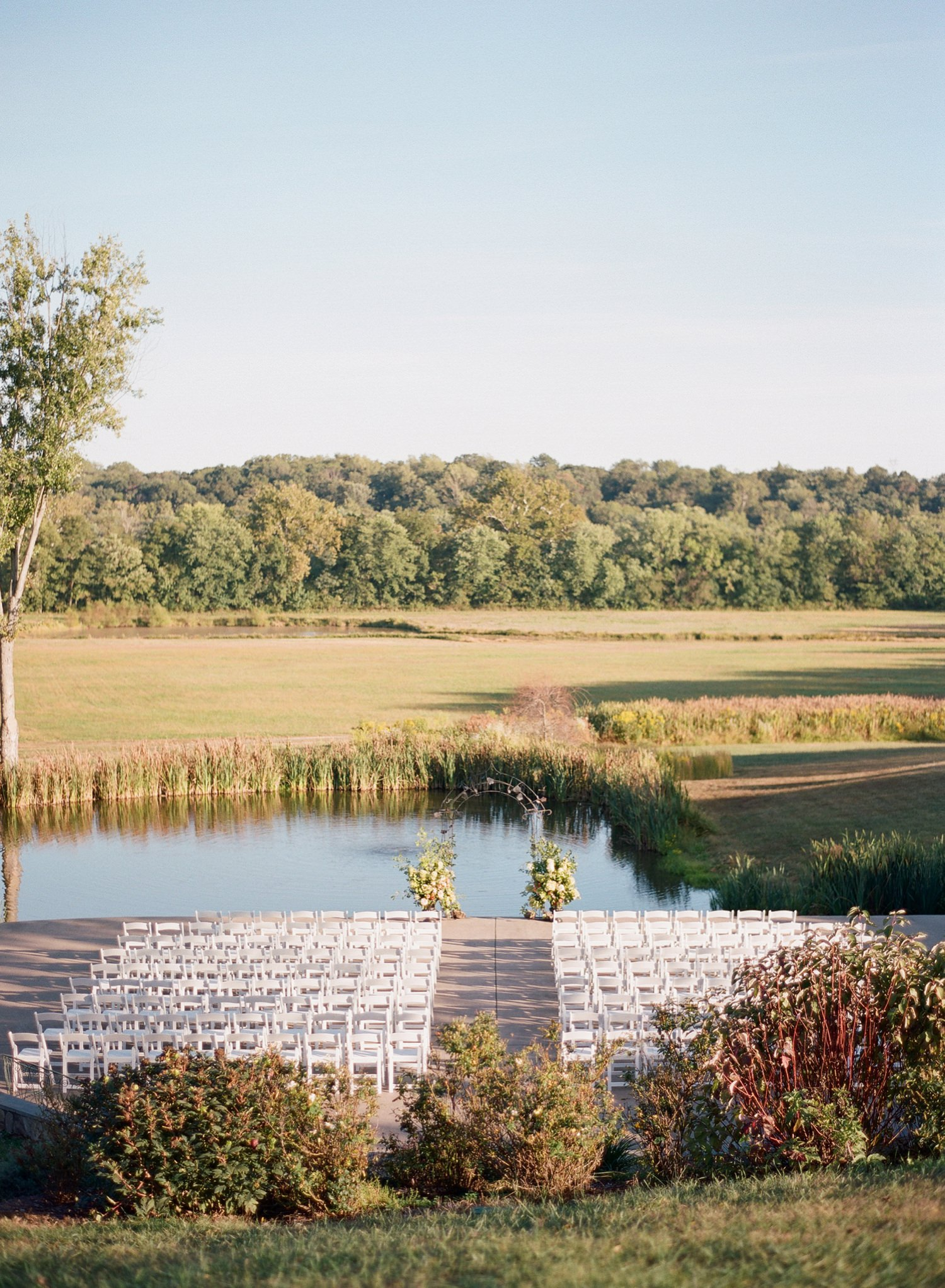 best outdoor weddings in northern virginia