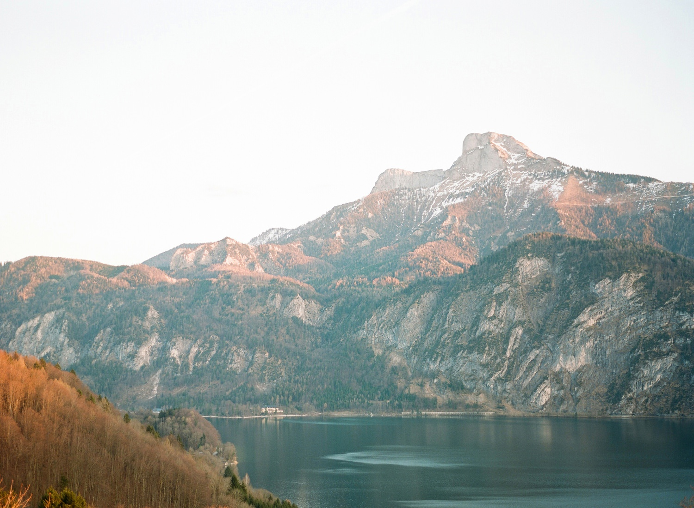Mondsee, Austria; European travel photos