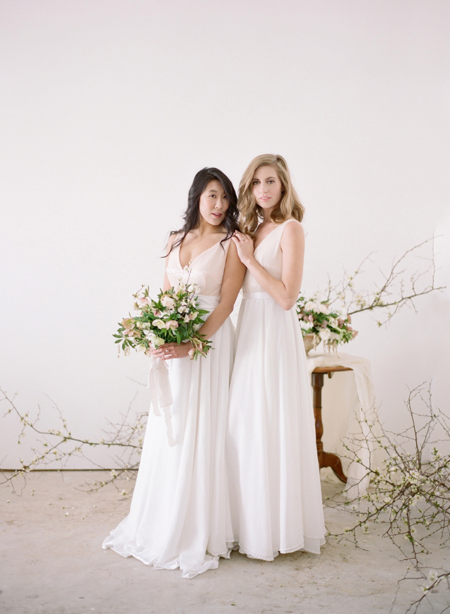 bridal lookbook photographer washington dc