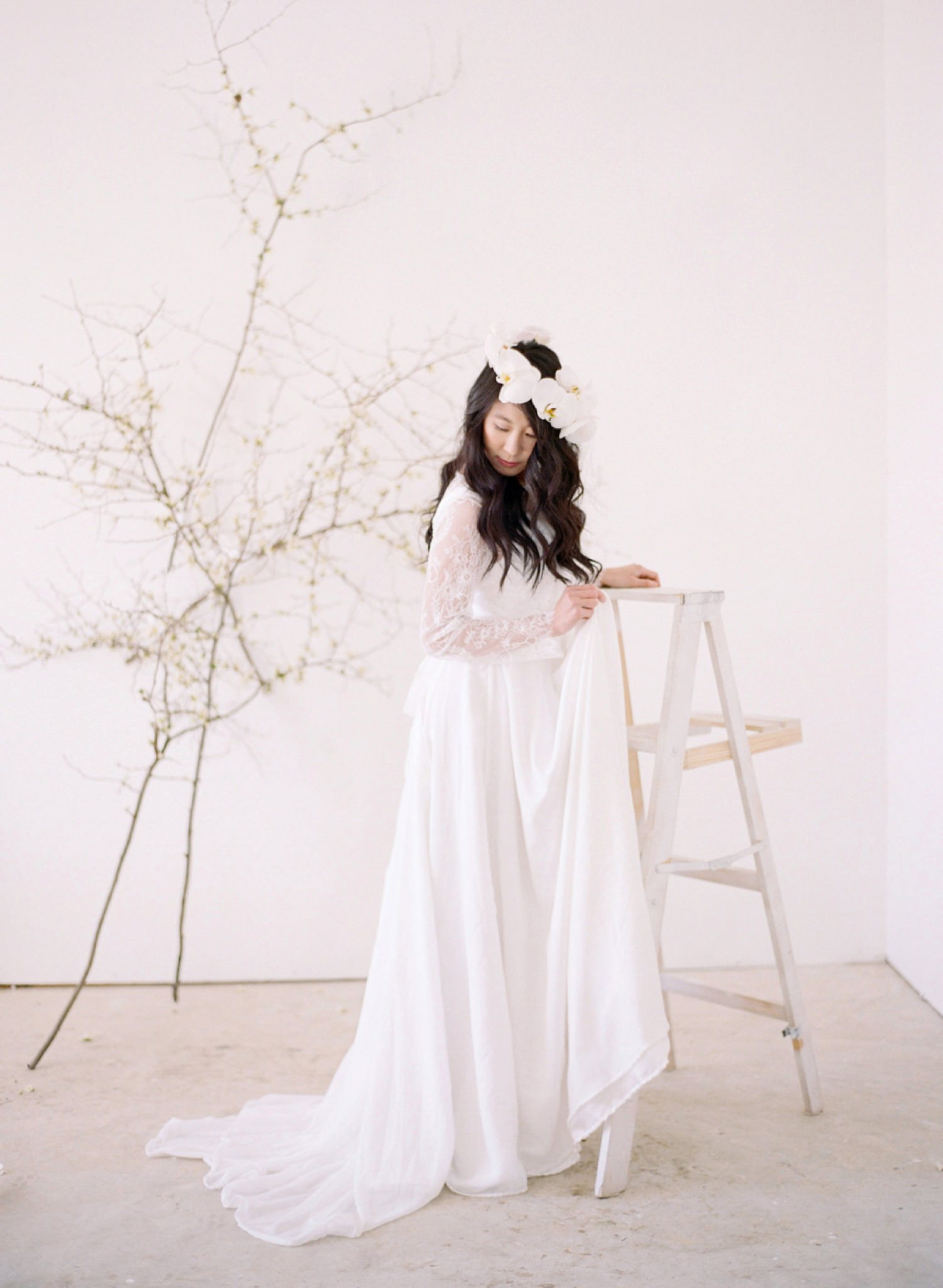 washington dc fine art film wedding photographer