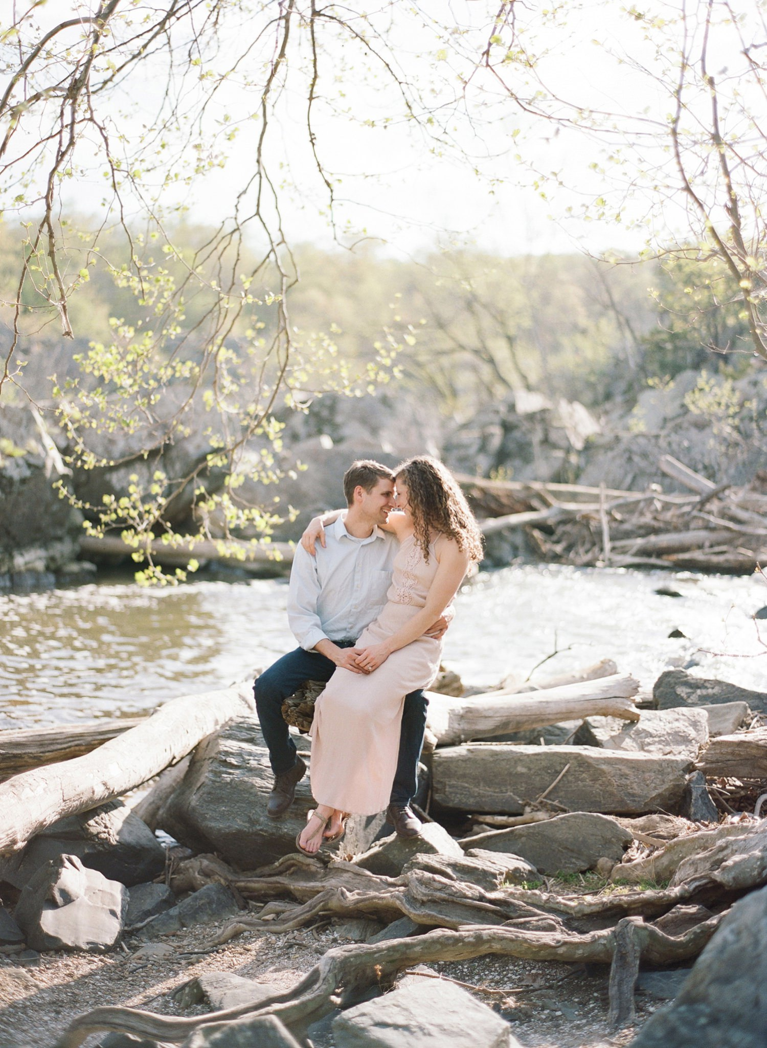 great falls engagement