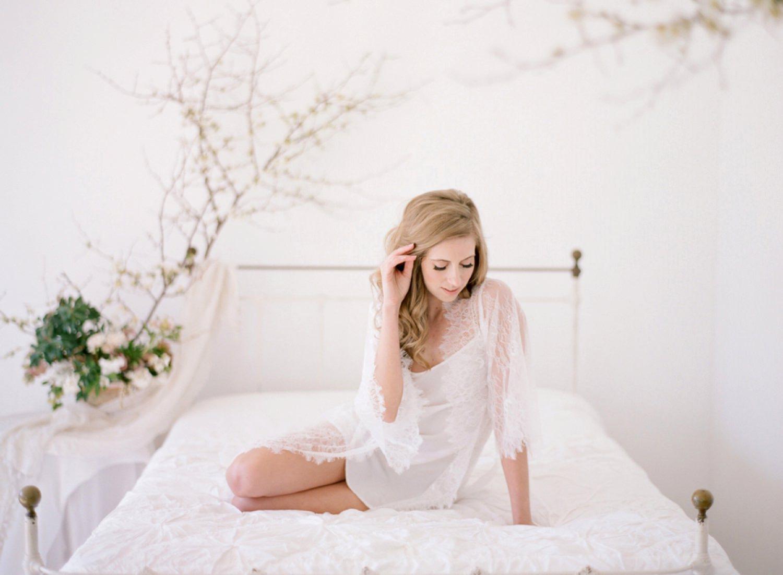 French Bridal Fashion Shoot