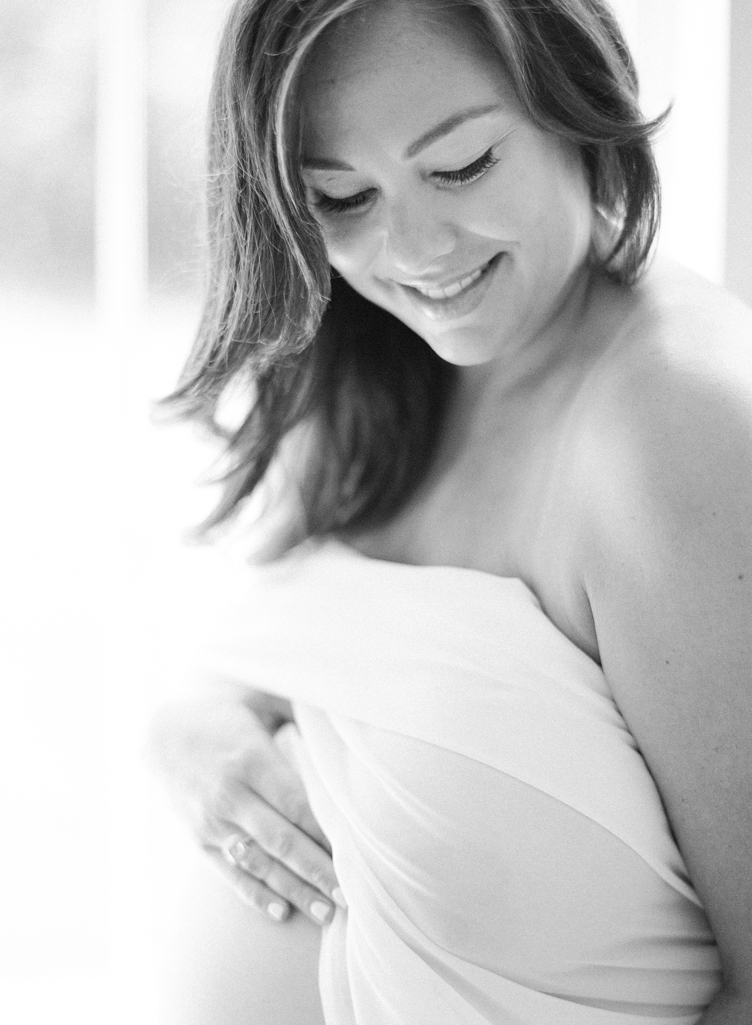 fine art maternity photographer
