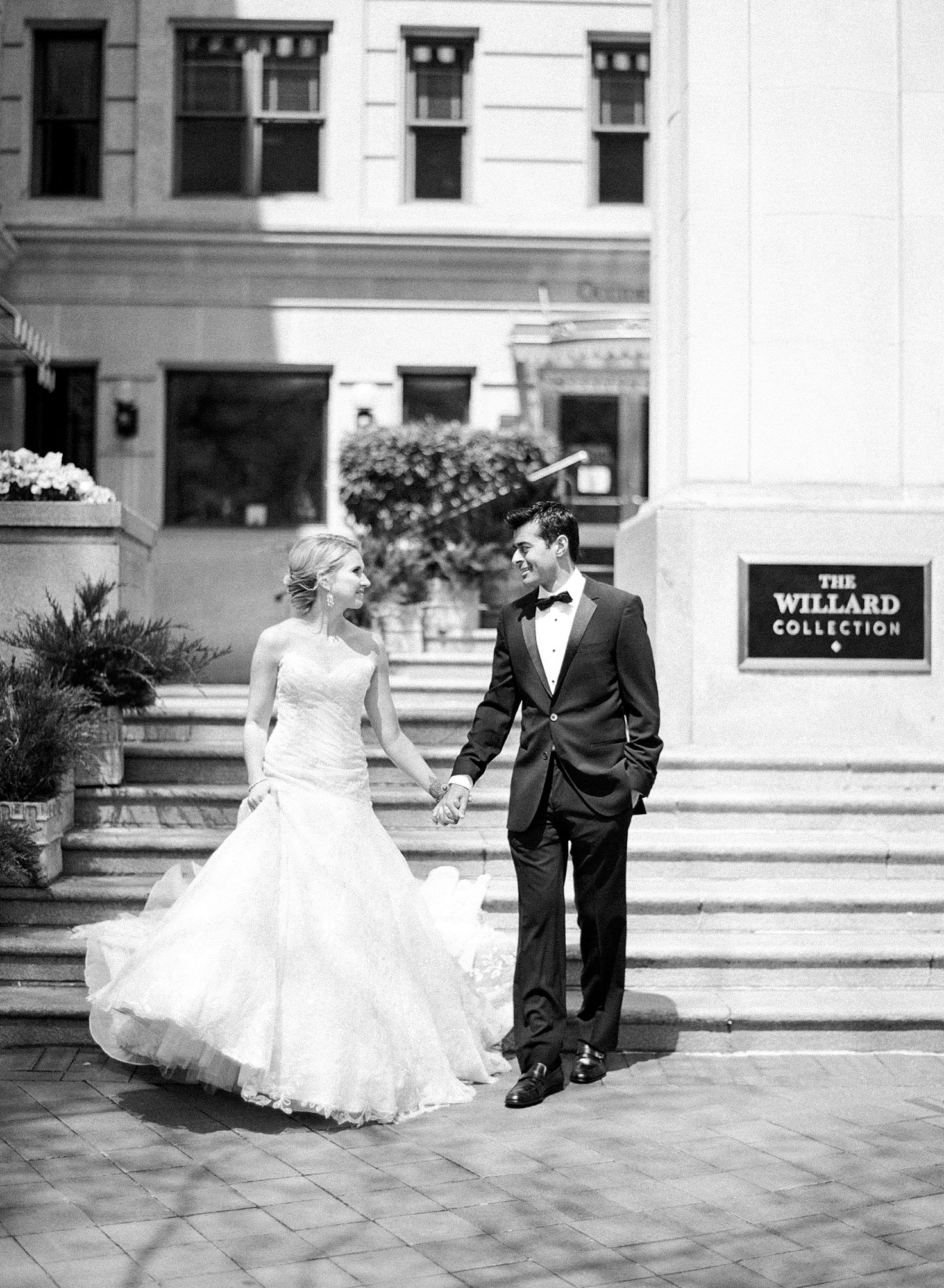 wedding photographer willard hotel