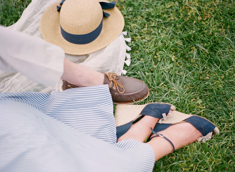 st michaels engagement photographer