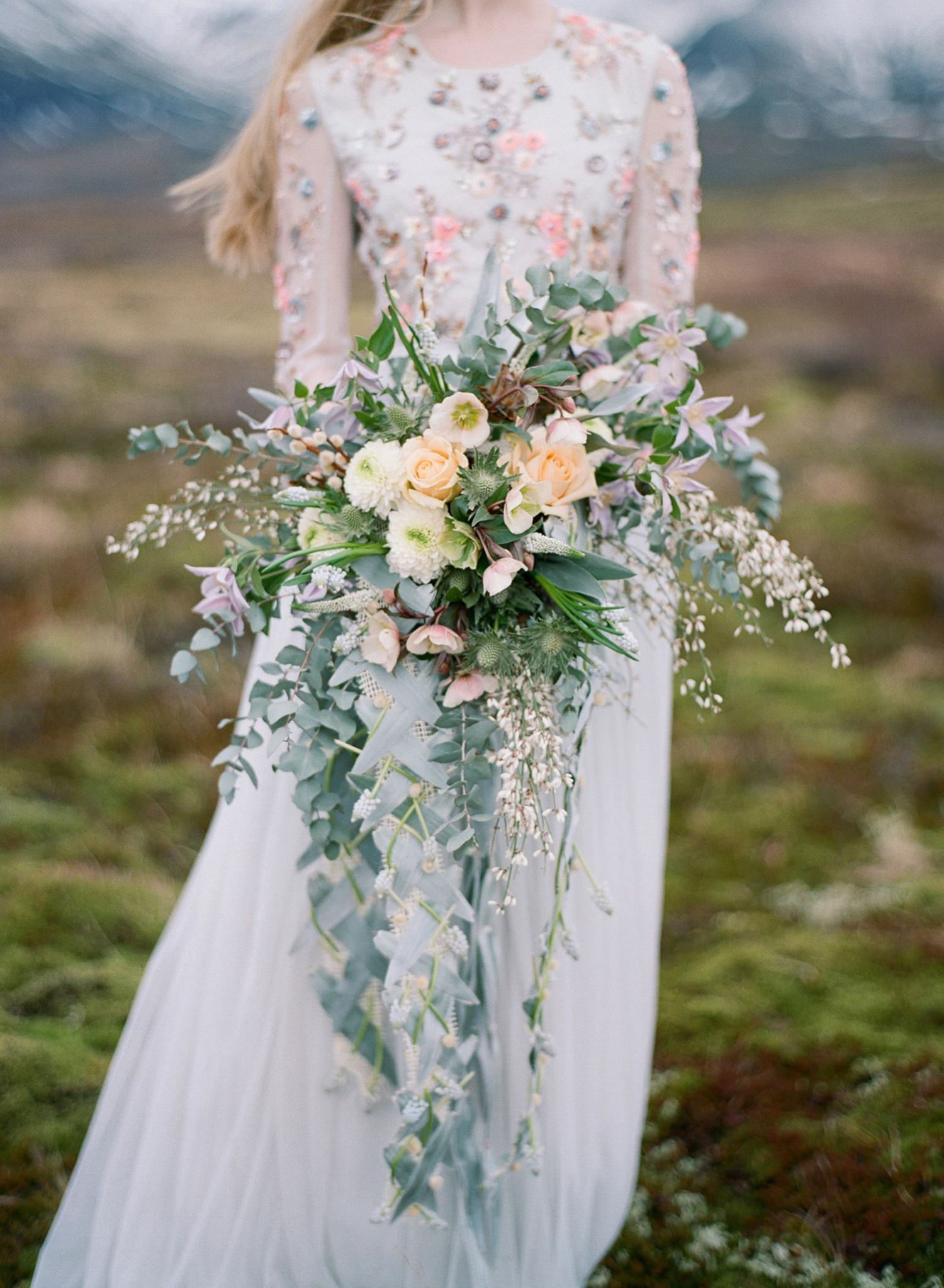 icelandic wedding inspiration