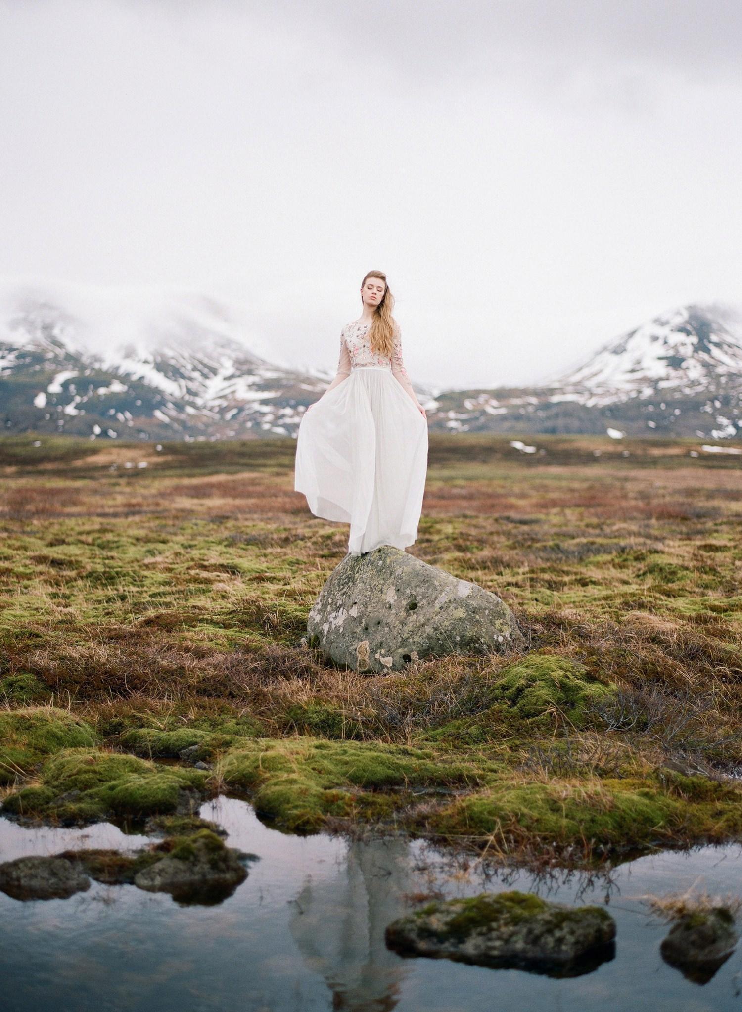 Icelandic Wedding inspiration