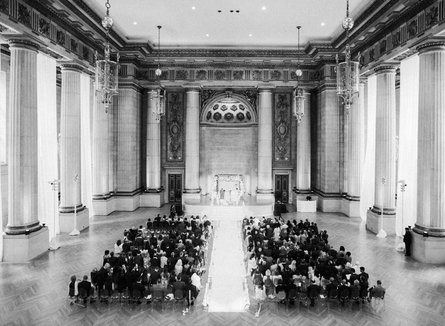 mellon auditorium wedding dc
