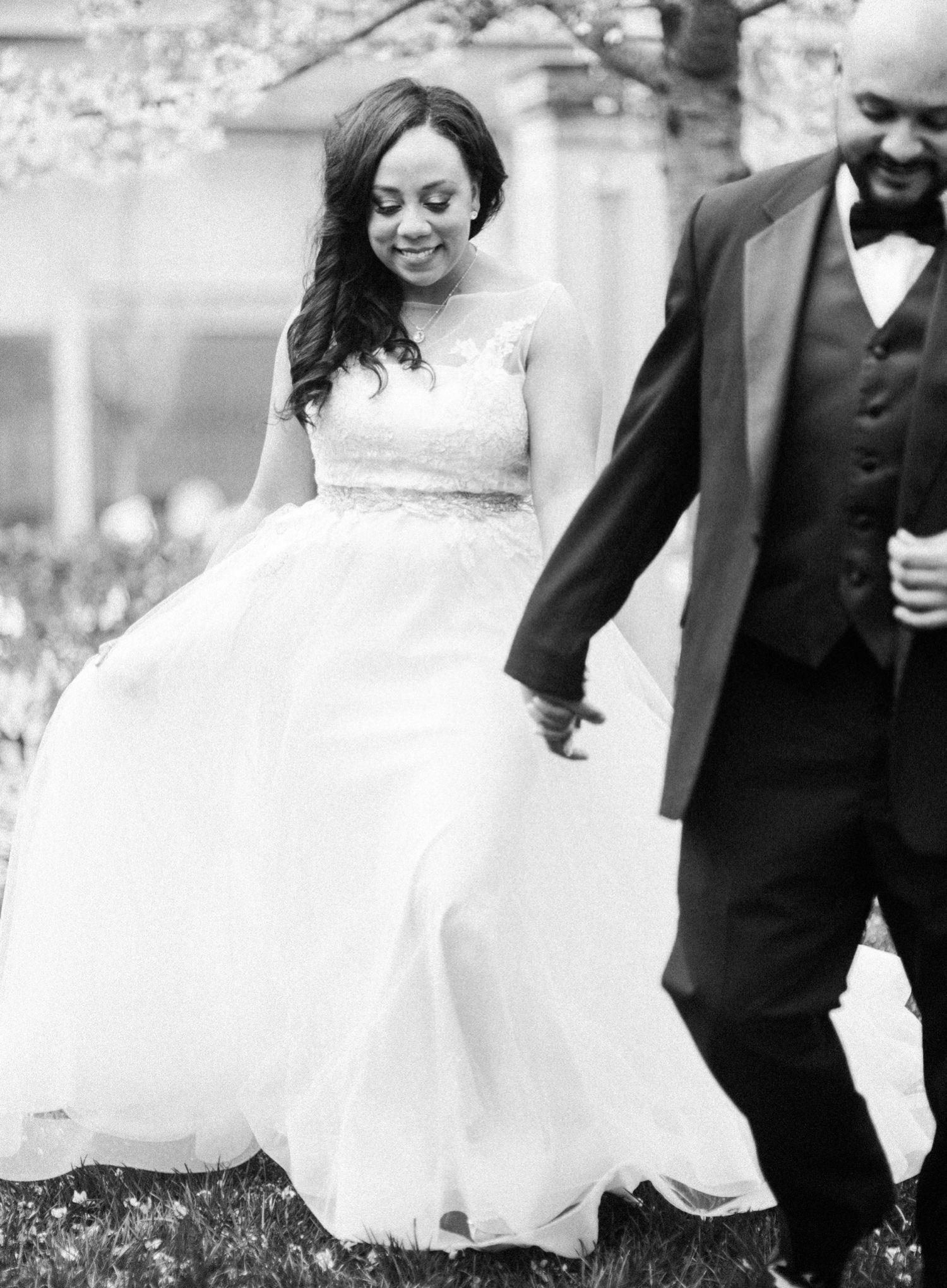 fine art film Baltimore wedding phtoographer