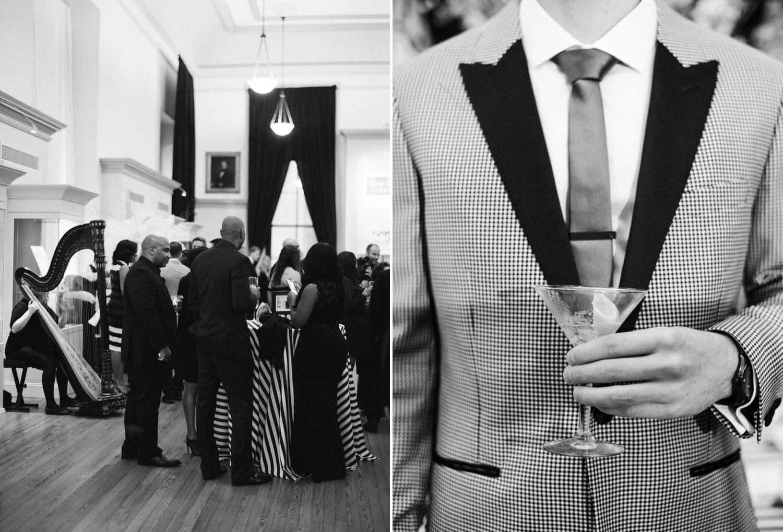 parisian wedding in baltimore