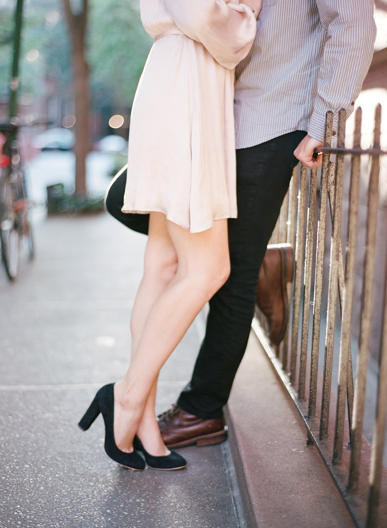 greenwich village engagement