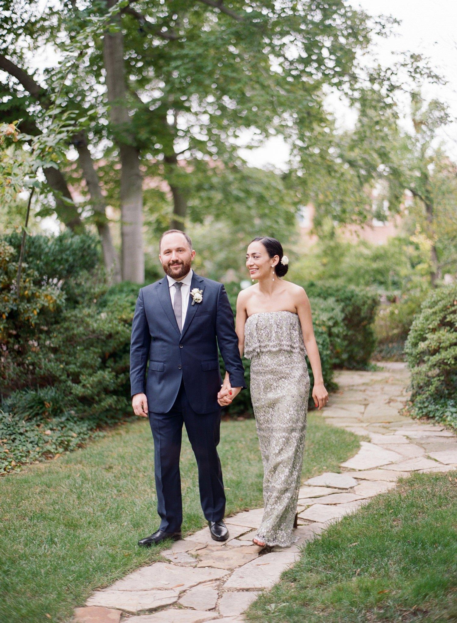 DC wedding photographer Meridian House
