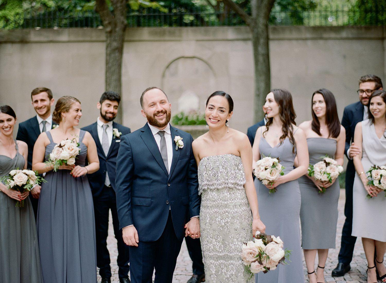 Meridian House wedding photos