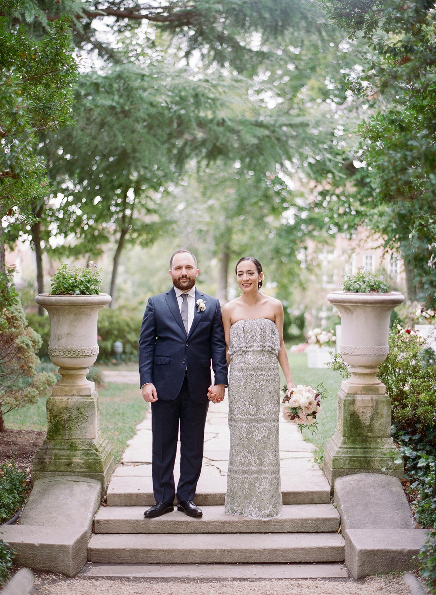 meridan house wedding