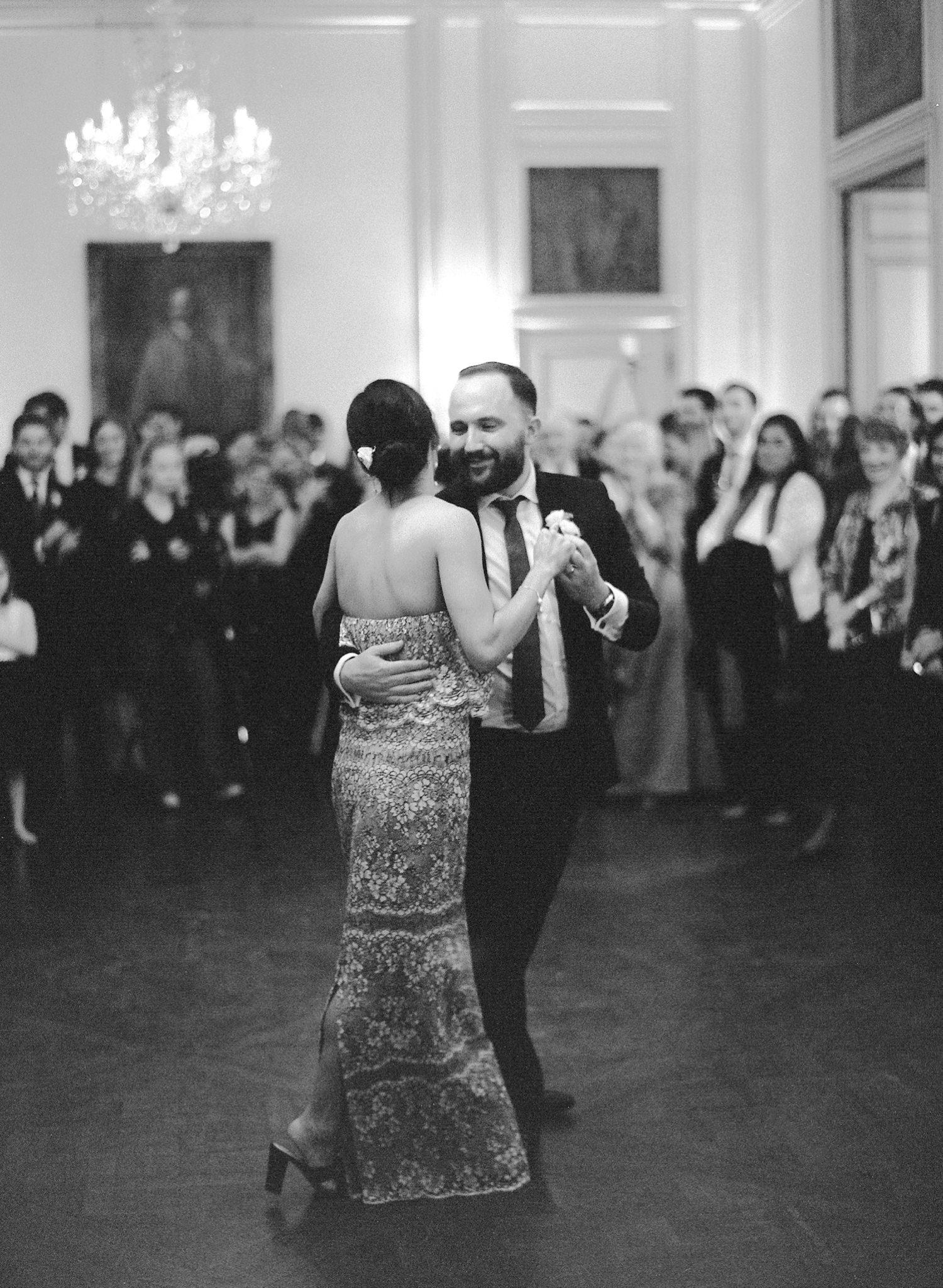 Meridian House wedding photographer