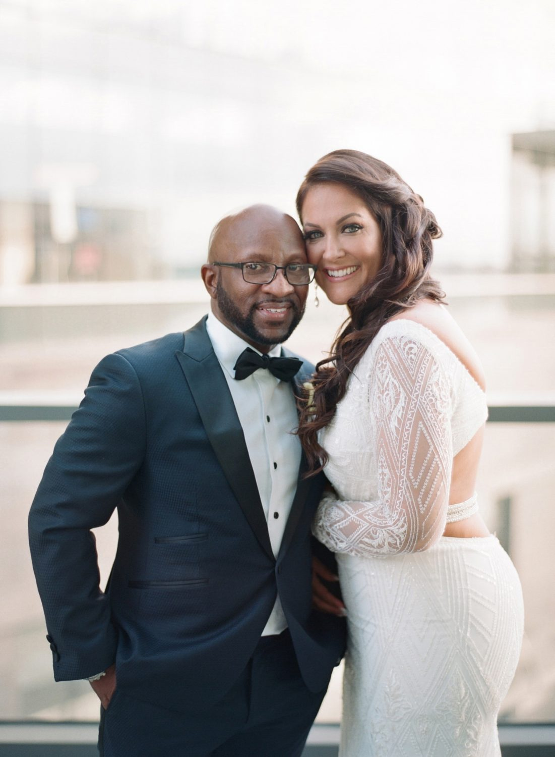 elegant four seasons Baltimore wedding