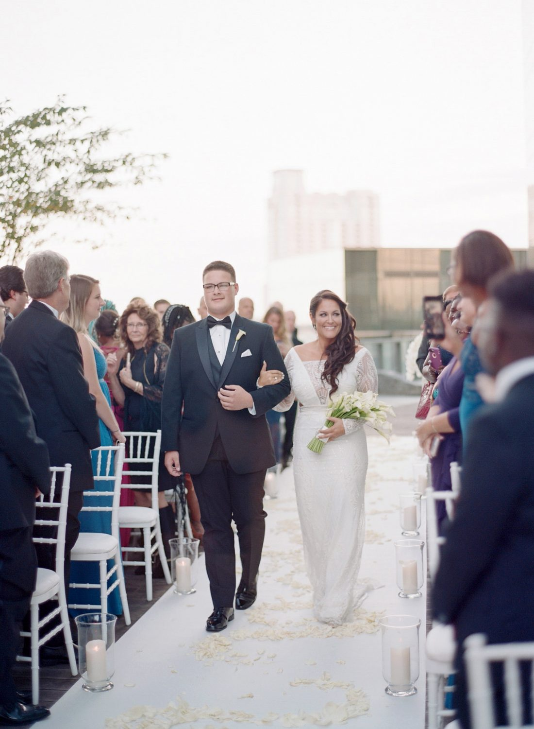 four seasons Baltimore wedding ceremony