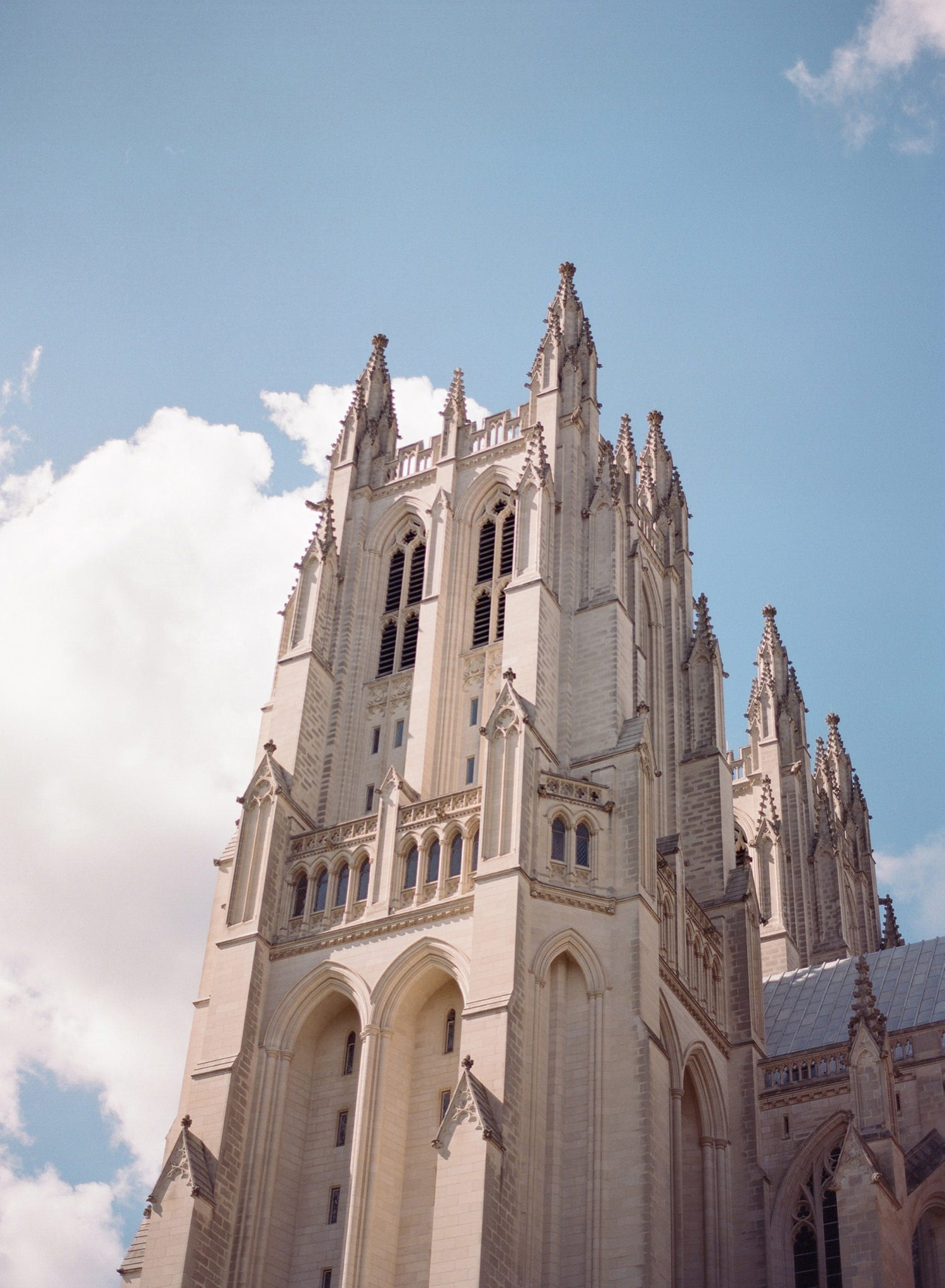 National Cathedral Wedding