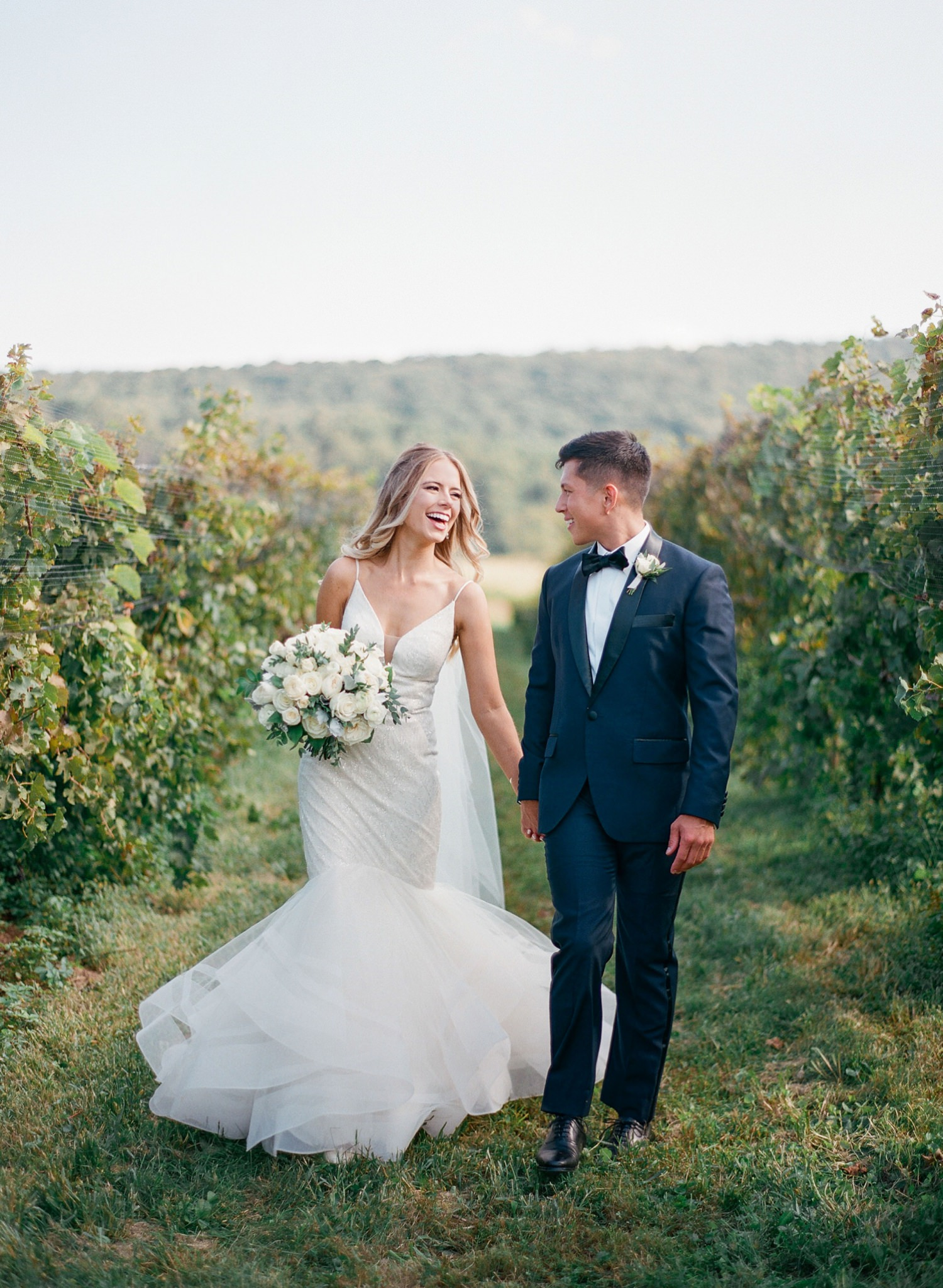 Virginia winery wedding