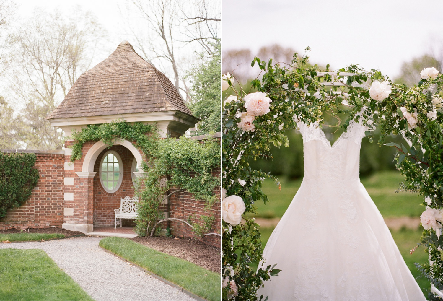 old westbury garden wedding