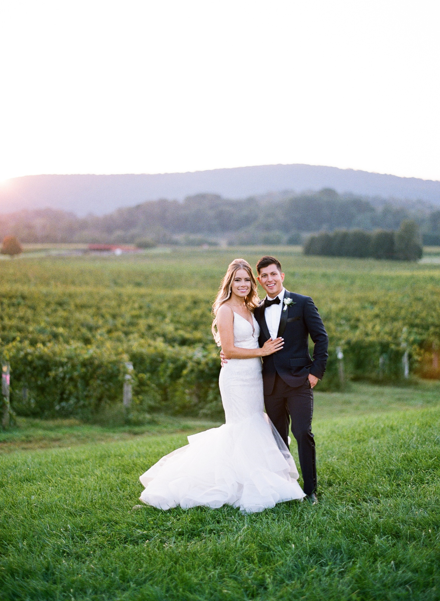 breaux vineyards wedding photos